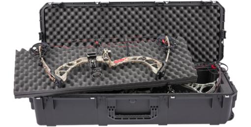 Shop - SKB iSeries 4414-10 Large Double Bow Case Black|