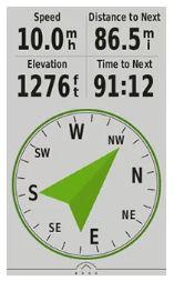 Garmin Rino 755t GPS Compass, Dual GPS and GLONASS Satellite Reception, Built-in Barometric Altimeter, 3-Axis Compass