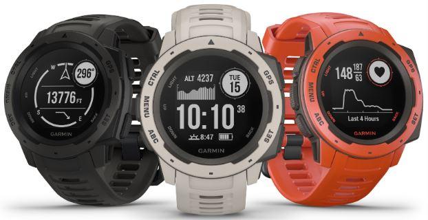 Garmin Instinct GPS Watch - Rugged GPS Watch, Garmin Instinct GPS Watch, Rugged GPS Watch, Garmin Instinct GPS, Garmin Instinct Watch, Garmin Instinct