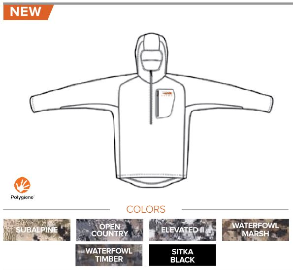 Shop Sitka Gear - Core LW Hoody