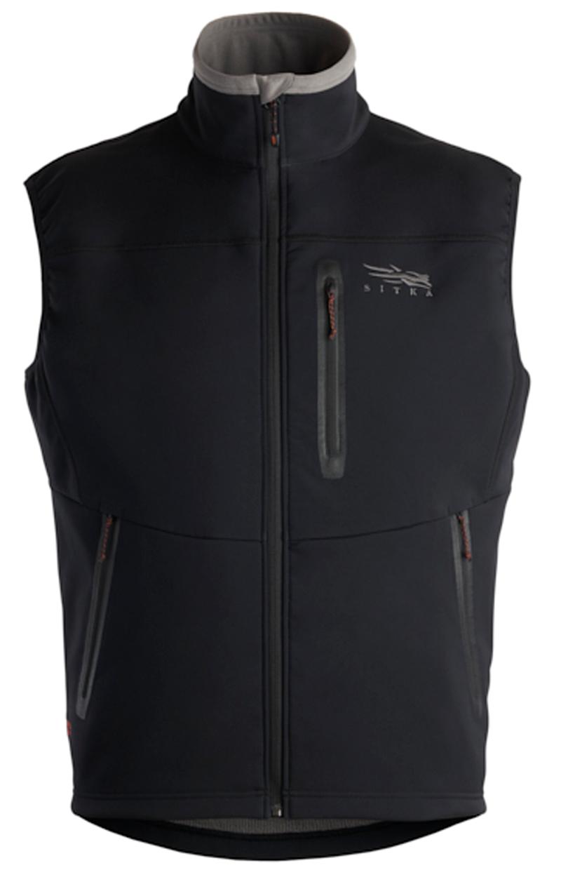 Sitka Gear - Jetstream Vest Basic Black  (30043-BB)