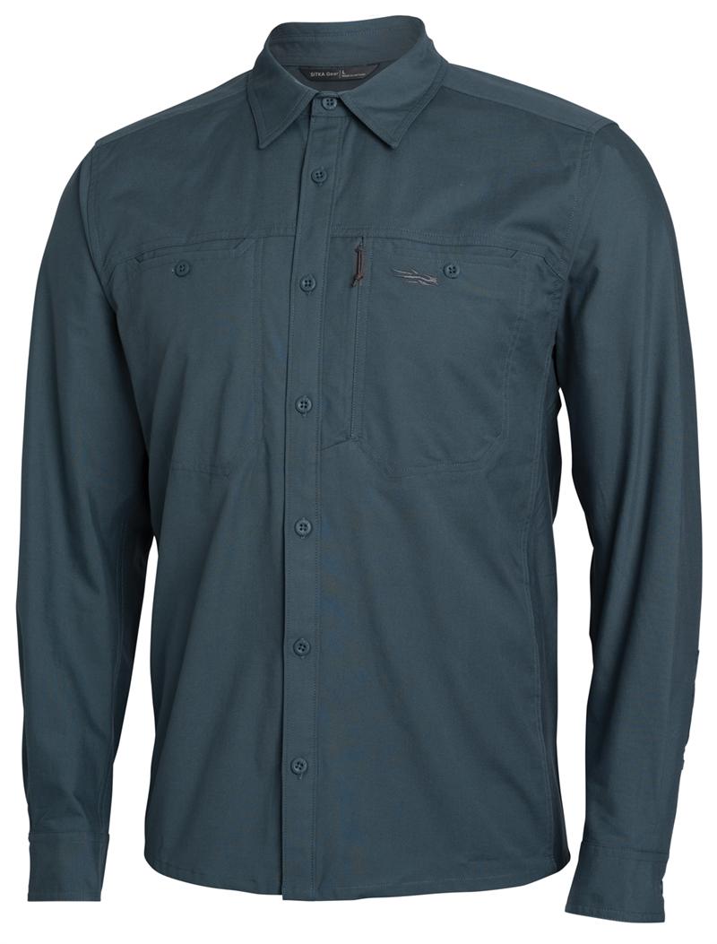 Sitka Gear - TTW Harvester Shirt Storm (80010-SM)
