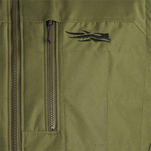 Shop - Sitka Gear - Grindstone Work Vest Covert||||