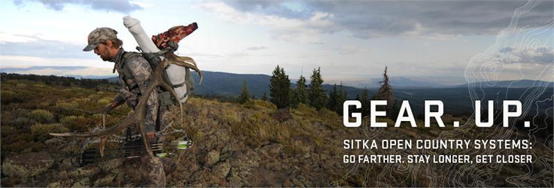 Sitka Gear Open Country Gear