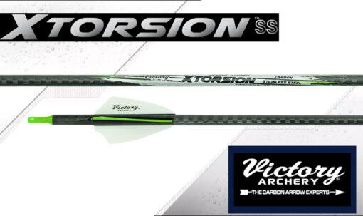 Victory Xtorsion Gamer Arrows