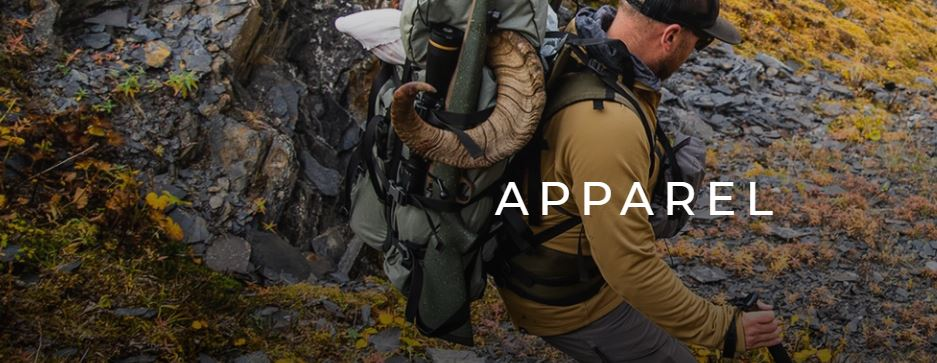 Stone Glacier Clothing and Hunting Apparrel