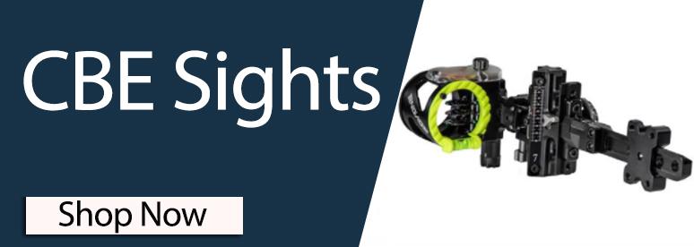 CBE (Custom Bow Equipment) Bow Sights
