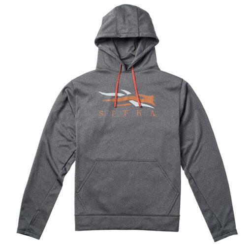 Sitka Gear Womens Logo Hoody Lead