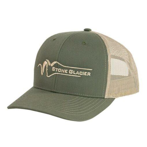 Stone Glacier Classic Trucker - Loden