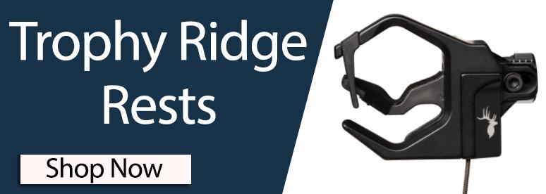 Trophy Ridge Whisker Biscuit Arrow Rests