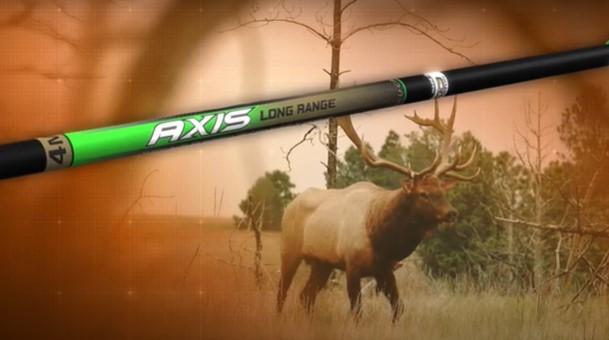 Easton Archery Long Range - Arrows and Custom Selections