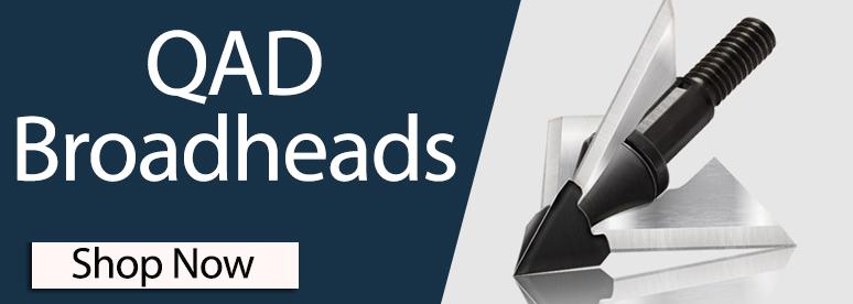 QAD Broadheads