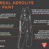 Sitka Gear - Boreal Aerolite Bib Pant Waterfowl Timber New (30080)