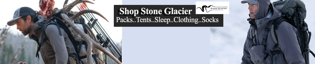 Stone Glacier Packs and Gear